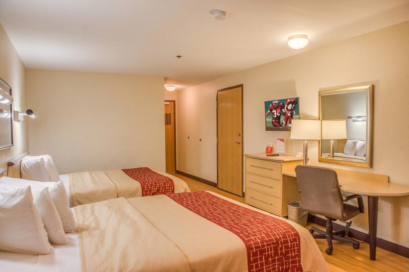 Red Roof Inn Pharr - McAllen Double Bed Room Image