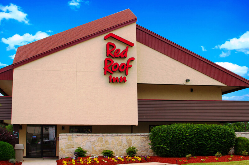 Red Roof Inn Princeton - Ewing Propety Exterior Image Details