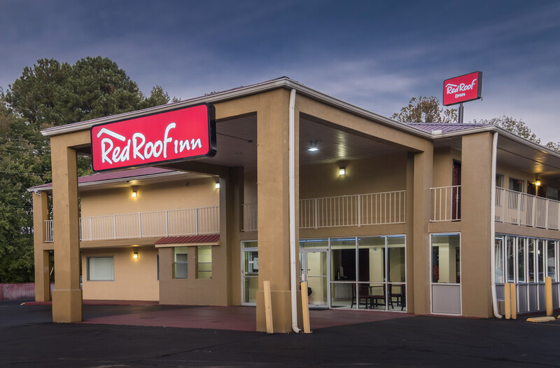 Red Roof Inn Acworth Exterior Property Image