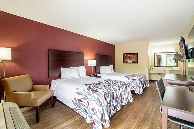 Red Roof Inn Columbia, SC Airport Double Bed Room Image