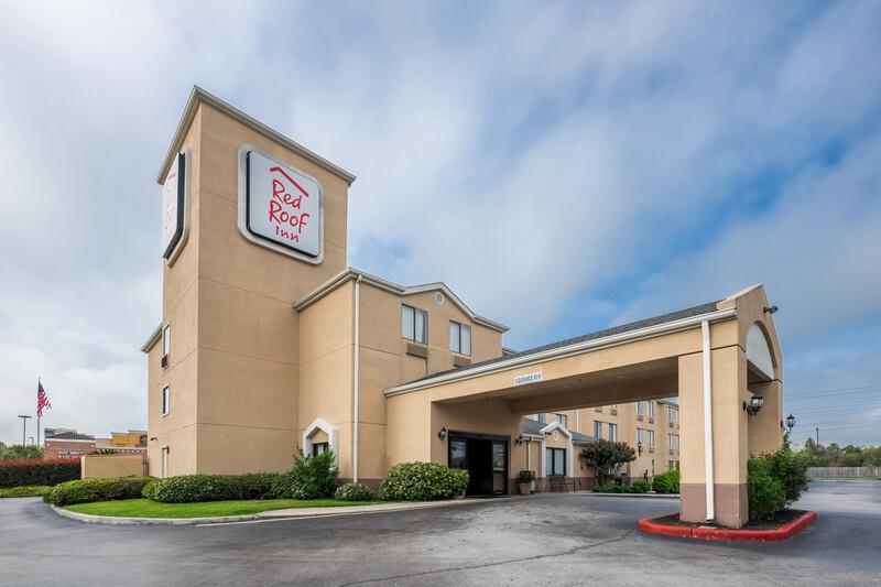 Red Roof Inn Houston - IAH Airport/JFK BLVD Property Exterior Image