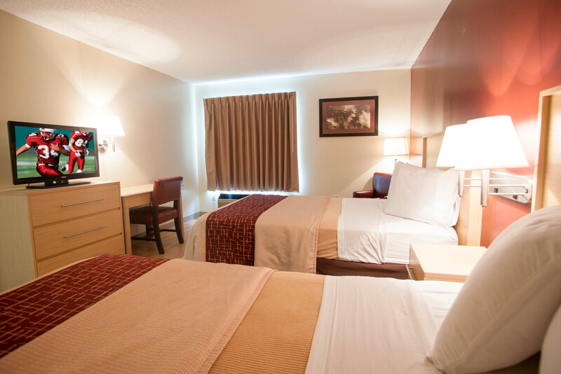 Red Roof Inn London I-75 Double Bed Room Image