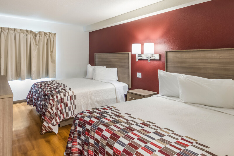 Red Roof Inn Rochester - Airport Double Bed Room Image