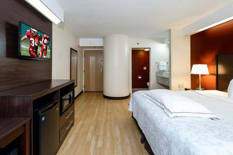 Hotel Room - king room