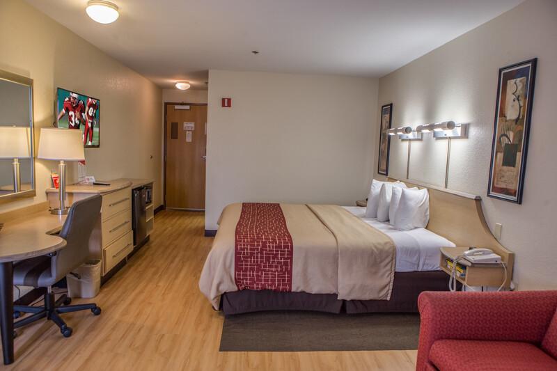 Red Roof Inn Pharr - McAllen Superior King Room Image
