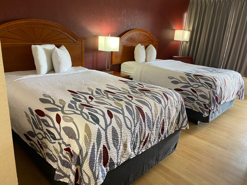 Red Roof Inn Portsmouth - Wheelersburg, OH Double Bed Room Image