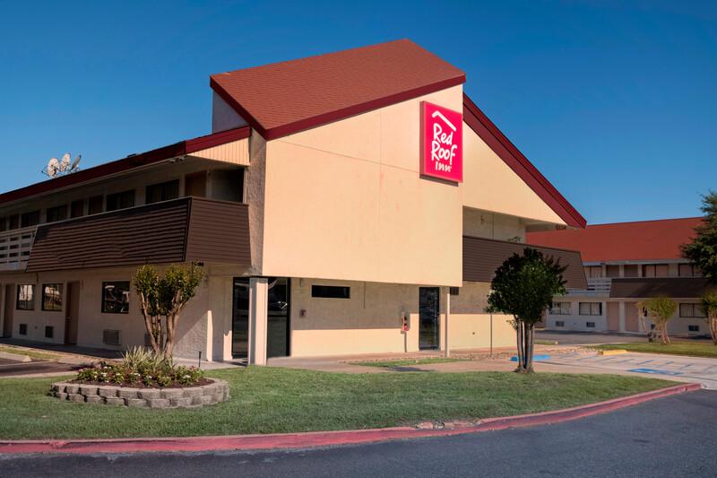 Red Roof Inn Shreveport Exterior Property Image