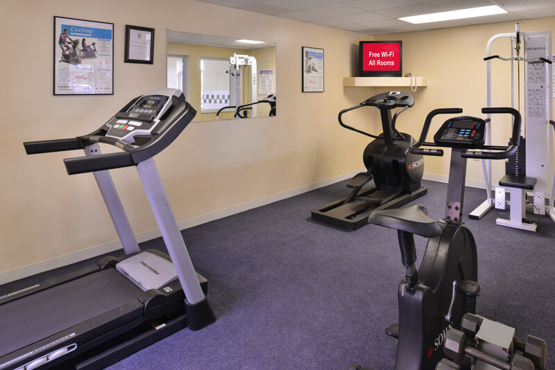 Red Roof Inn Clyde Onsite Fitness Facility Image Details