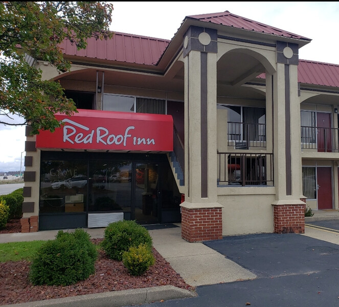 Red Roof Inn Portsmouth - Wheelersburg, OH Exterior Property Image