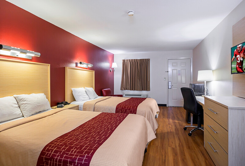 Red Roof Inn West Memphis, AR Double Bed Room Image