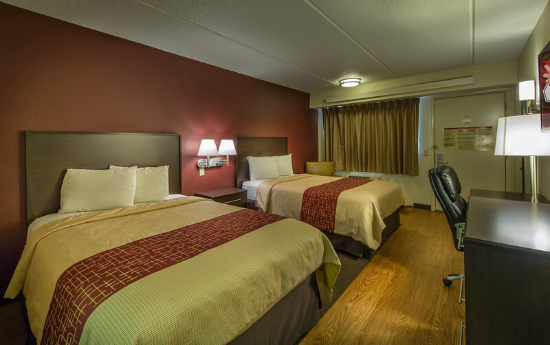 Red Roof Inn Atlanta - Kennesaw Double Bed Room Image