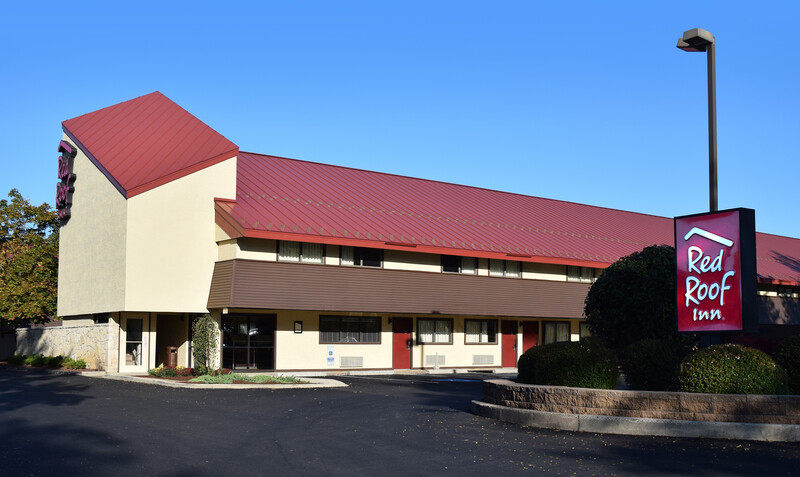 Red Roof Inn Harrisburg North Property Exterior Image