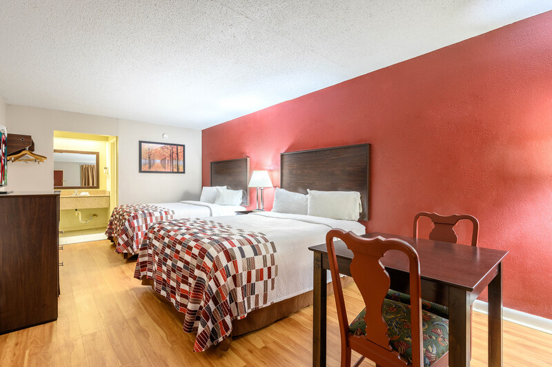 Red Roof Inn Sylacauga Double Bed Room Property Detail Image