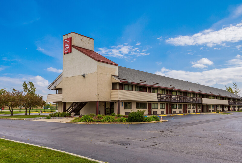 Red Roof Inn Saginaw - Frankenmuth Exterior Property Image