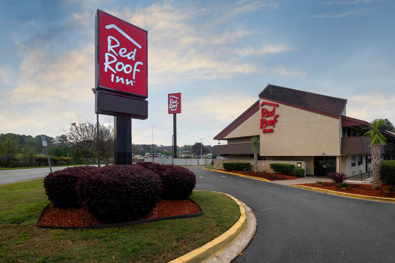 Red Roof Inn Columbia West, SC Property Exterior Image