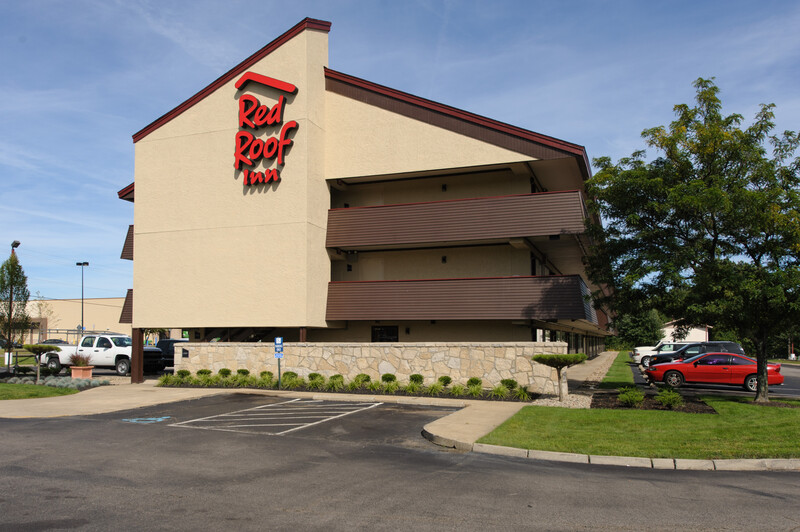 Red Roof Inn Akron Property Exterior Image Details