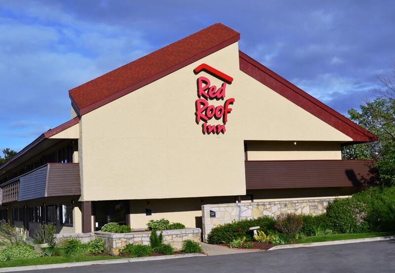 Red Roof Inn Merrillville Property Exterior Image Details