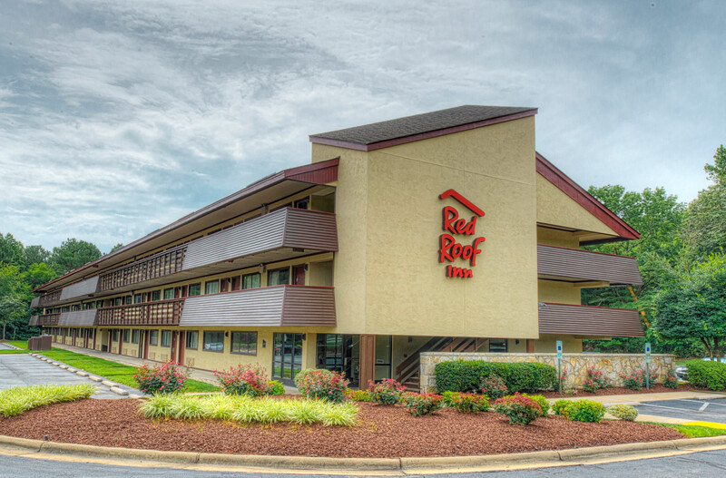 Red Roof Inn Chapel Hill - UNC Property Exterior Image