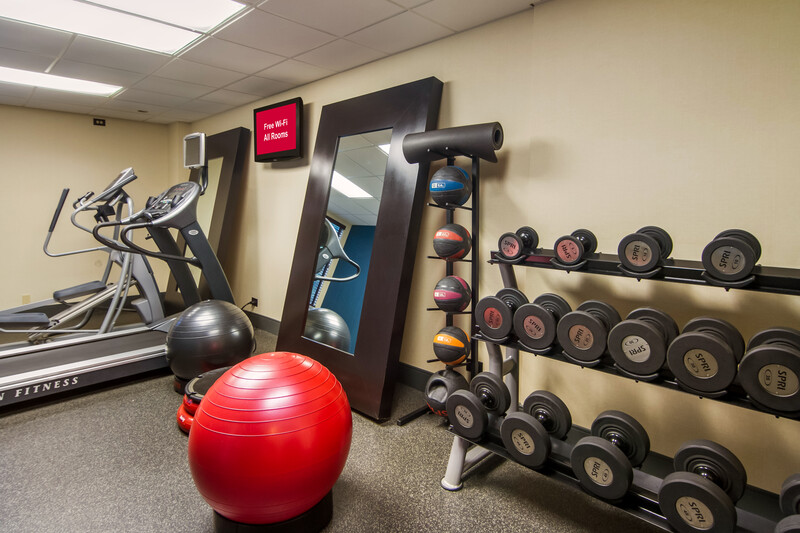 Red Roof Inn Meriden, CT Onsite Fitness Facility Image