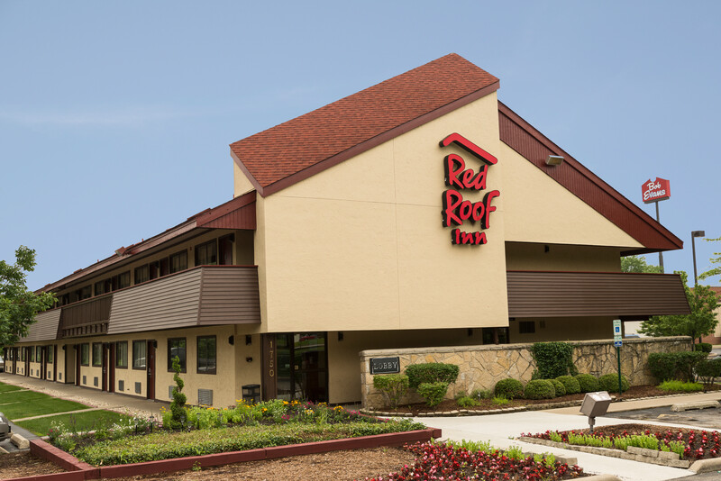 Red Roof Inn Chicago - Joliet Property Exterior Image