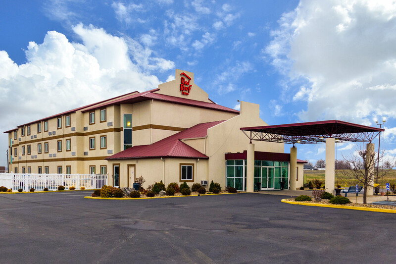 Red Roof Inn Georgetown Exterior Property Image Details