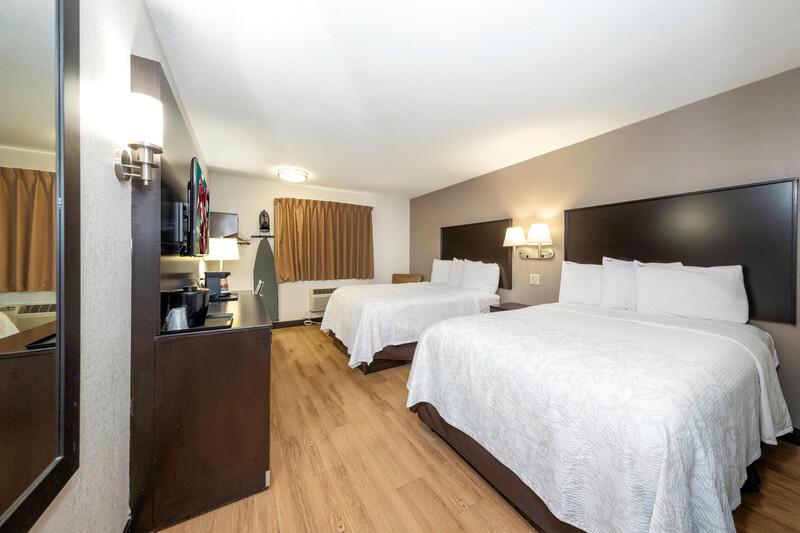 Red Roof PLUS+ Huntsville Deluxe 2 Queen Beds Image