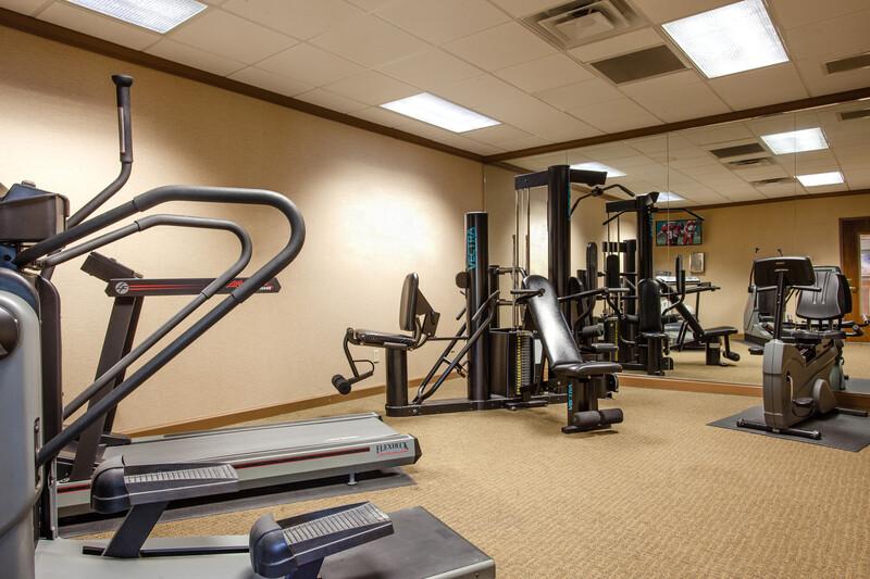 Red Roof Inn & Suites DeKalb Onsite Fitness Center
