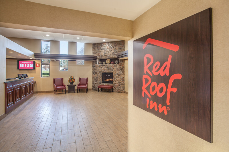 Red Roof Inn Ann Arbor - U of Michigan South Front Desk