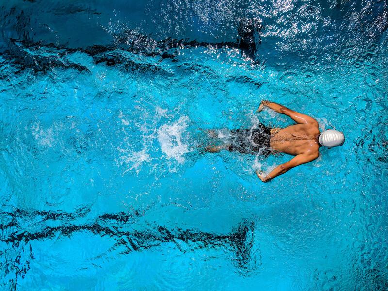 swimmer image