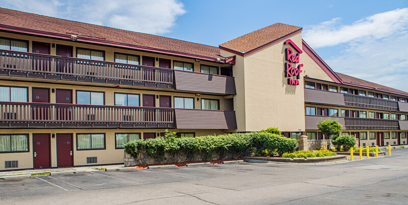 Red Roof Inn Detroit - Southfield Property Exterior Image