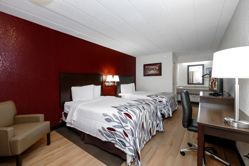 Red Roof Inn Chicago-O'Hare Airport/Arlington Hts Double Room