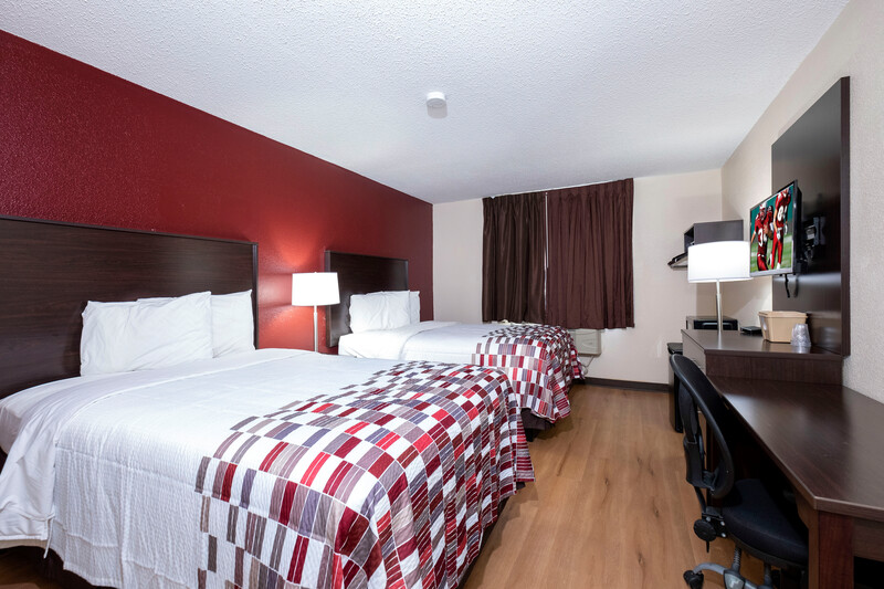Red Roof Inn Norfolk - Portsmouth Deluxe Double Room Image
