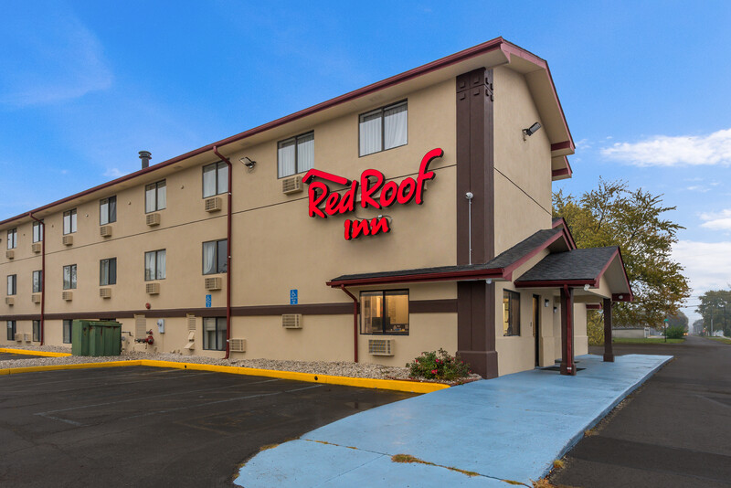 Red Roof Inn Findlay Property Exterior Image