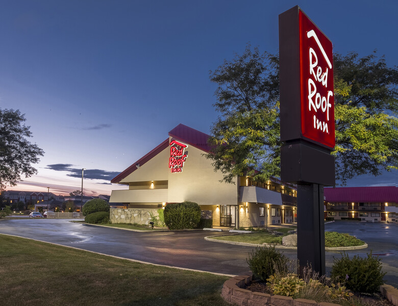 Red Roof Inn Chicago-O'Hare Airport/Arlington Hts Property