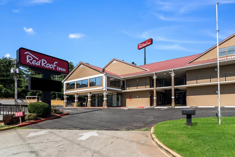 Red Roof Inn Atlanta - Kennesaw State University Property Exterior