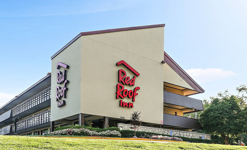 Red Roof Inn Washington DC - Columbia/Fort Meade Property Exterior