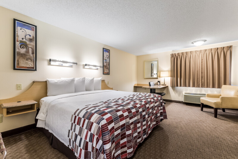 Red Roof Inn Cleveland Airport-Middleburg Heights Single King