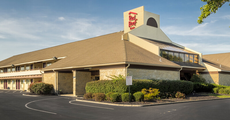Red Roof Inn Columbus Northeast - Westerville Exterior Property Image