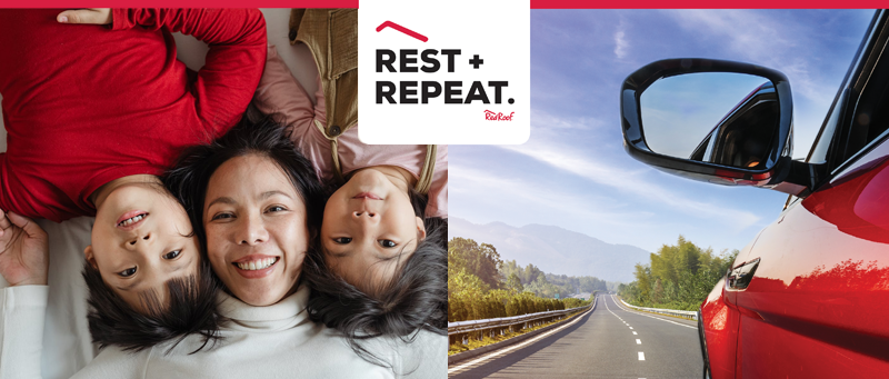 Rest + Repeat Banner Image