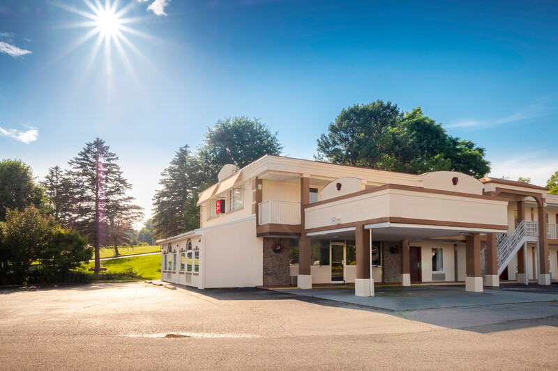 Red Roof Inn Abingdon Exterior Property Image Details