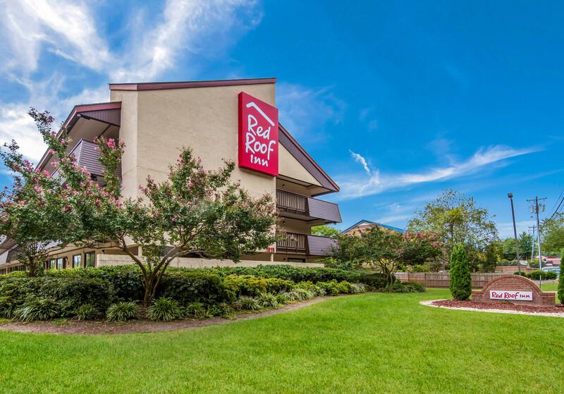 Red Roof Inn Durham - Duke Univ Medical Center Property Exterior