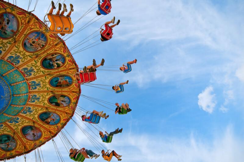 fair or festival ride