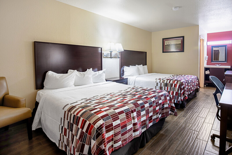 Red Roof Inn Kingman Double Bed Room Image