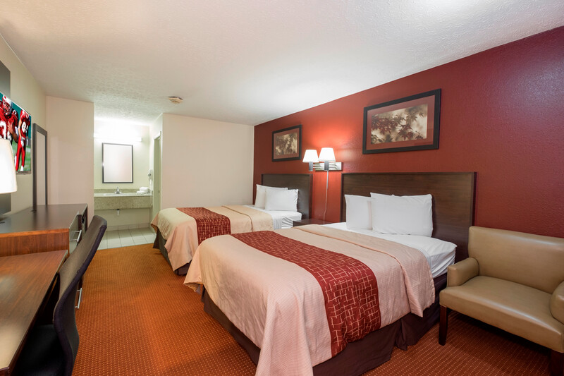 Red Roof Inn Columbus Northeast - Westerville Double Bed Room
