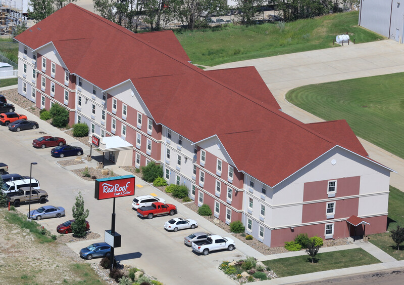 Red Roof Inn & Suites Dickinson Exterior Property Image Details