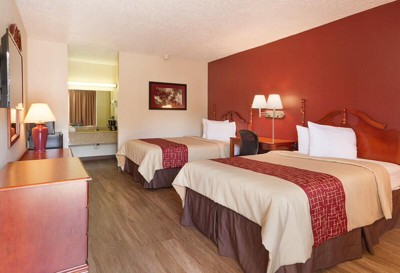 Red Roof Inn Montgomery - Midtown Double Bed Room Image