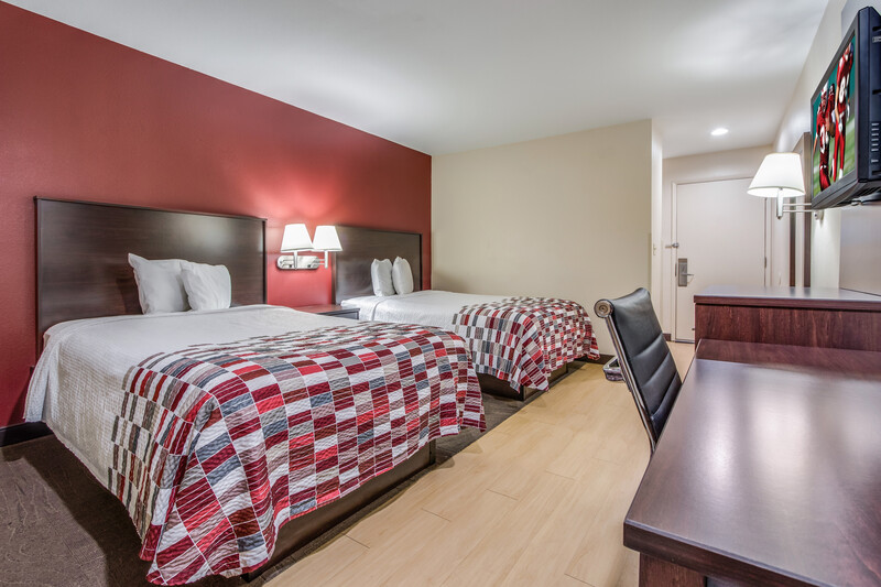 Red Roof Inn Phoenix North - Bell Road Deluxe Double Room