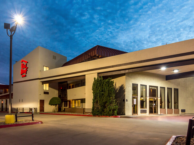 Welcome to Red Roof Inn, Wichita Falls