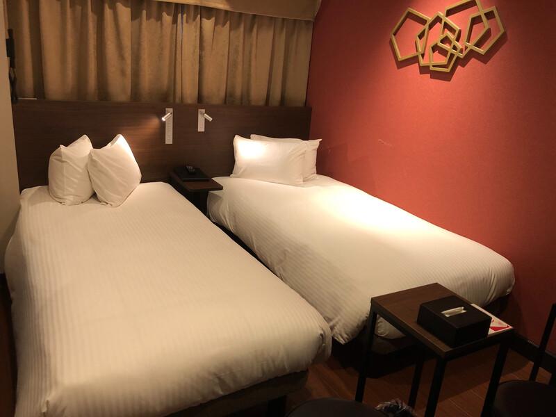 Red Roof Inn Kamata Double Twin Room Image