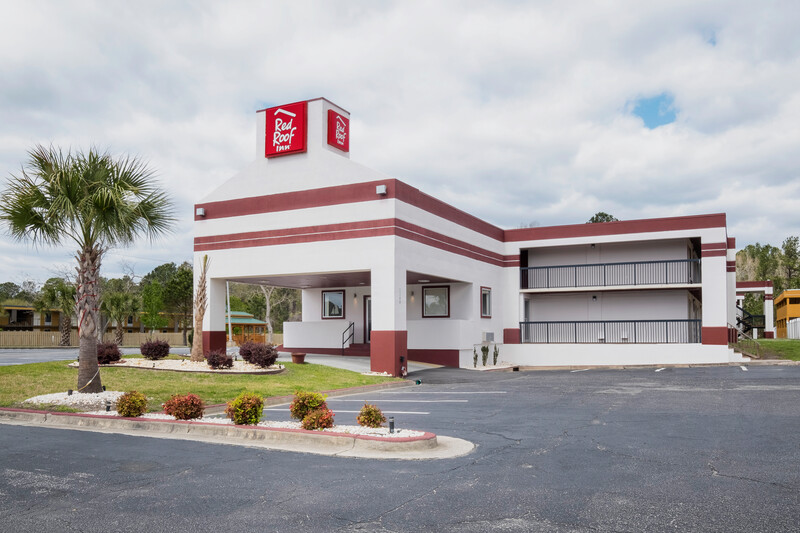 Red Roof Inn Walterboro Exterior Property Image Details